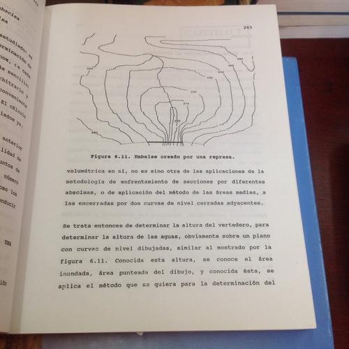 topografía y principios de diseño vial. víctor castellanos.