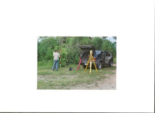 topografo con experiencia y equipos