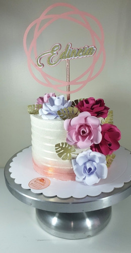 topos de bolos personalizados
