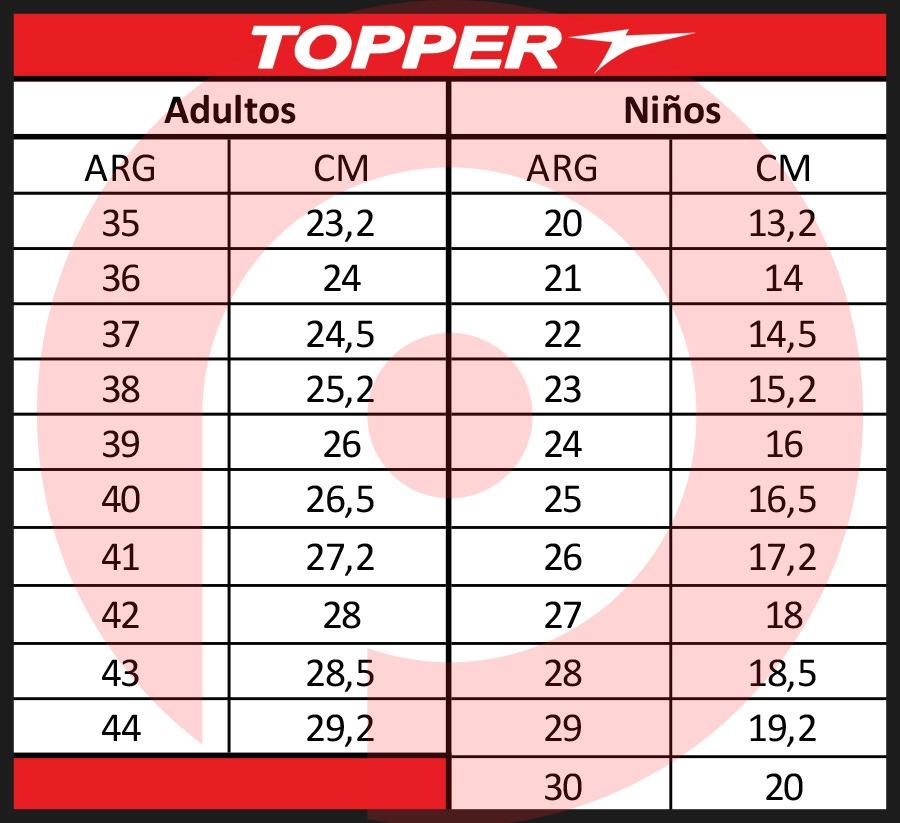 Zapatilla Tie Break Iii Negro Topper Hombre - $ 1.559,00 en Mercado ...