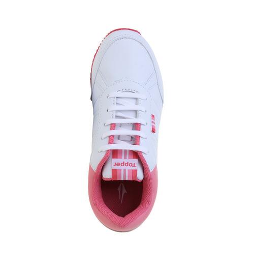 topper niña zapatillas
