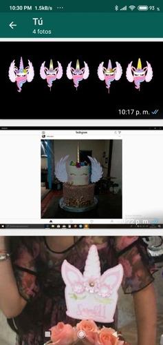 topper para tortas en 3d personalizados 300000