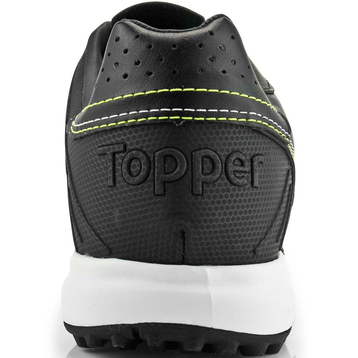 Chuteira Topper Maestro Td Society - Original - R  199 d4c5602d5d5be