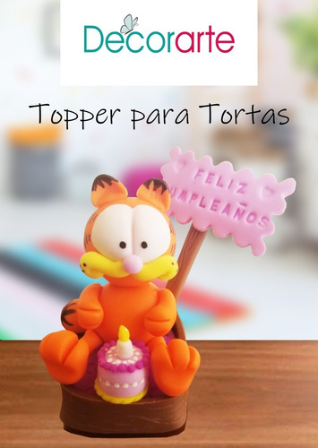 topper tortas decoración