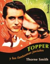 topper y los fantasmas joviales(libro )
