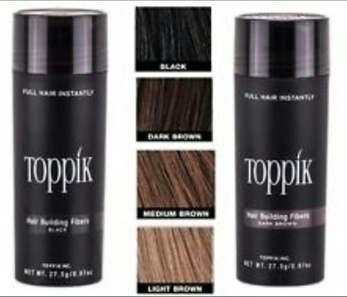 toppik 27.5gr #1 en el mundo look natural 100% garantizado