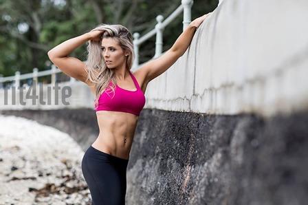 tops brasileros deportivos mujer liquidación saldos de s/45