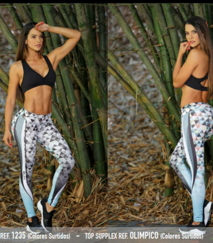 tops deportivos 100% colombianos marca bjx
