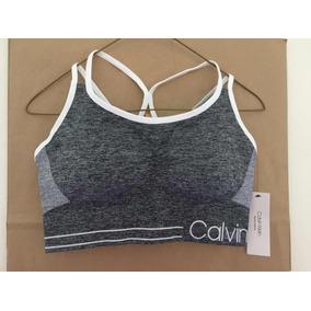 3ccff73c96736 Tops Sports Bra Calvin Klein Talla L Envio Gratis