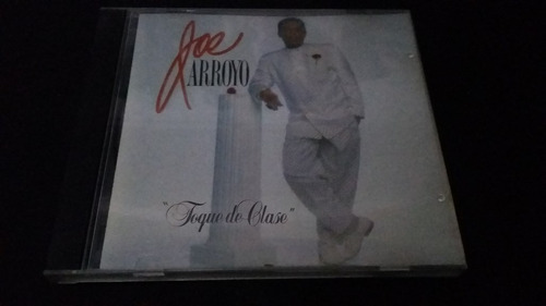 toque de clase joe arroyo cd salsa
