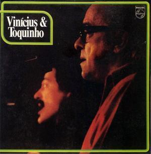 toquinho e vinícius  -  lp  -  1974