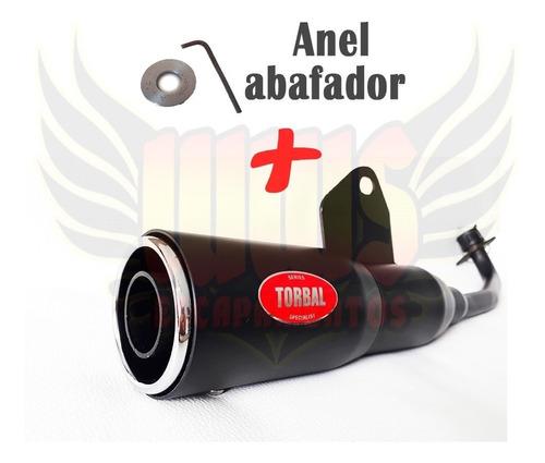 torbal nano baby cromo titan 125 bolinha 1982 - 1999 + abaf