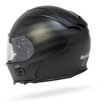 torc t14b bluetooth integrado mako casco de cara completa co
