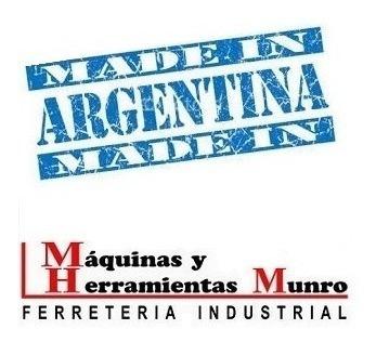 torcha tig esab + tubo argon 1 mt³ + regulador con caudalimetro marca liga industria argentina maqyherr munro