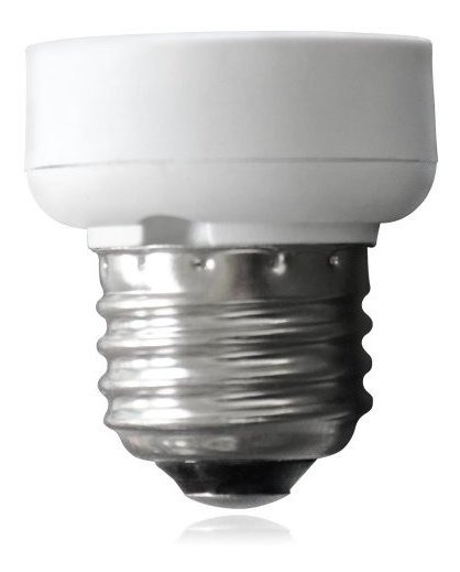 Fits Halogen//LED//CFL Light Bulbs Heat-resistant Anti-burning E26//27 Edison Screw to GU24 Bayonet Base Socket Adapter Converter TORCHSTAR 6-Pack E26//E27 to GU24 Adapter No Fire Hazard Y00JQ32FWI