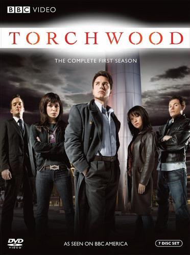 torchwood  temporada 1 uno  serie de tv importada en dvd