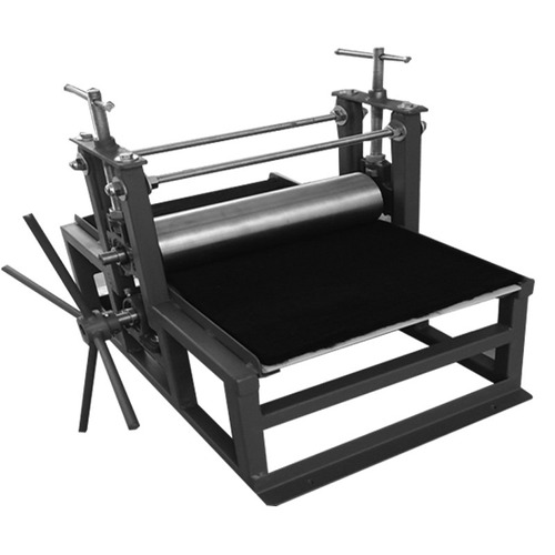torculo grabado prensa platina 40x70 madera acrilico chico