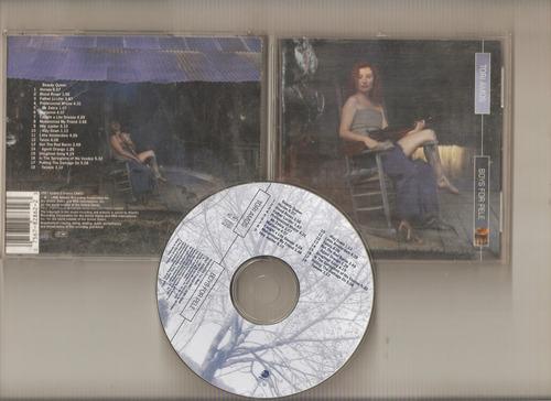 tori amos - boys for pele  - cd- (germany) -maceo-disqueria