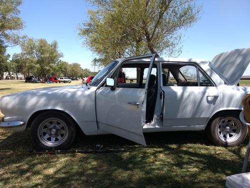 torino s 1972 4 puertas 500.000 km. de colección! $90.000