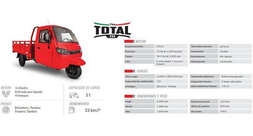 torino total 2020 motocarro