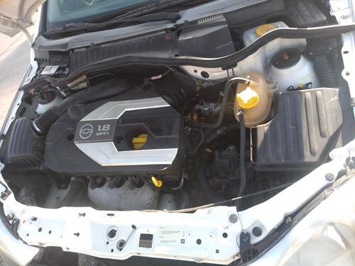 tornado 09 motor 1.8. factura de agencia