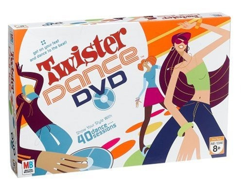 tornado dance dvd - juegos interactivos milton bradley