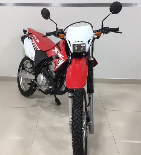 tornado enduro motos moto honda 250