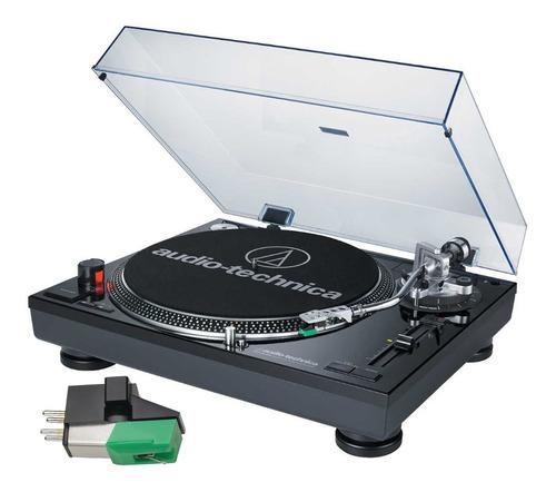tornamesa audio-technica at-lp120-usb