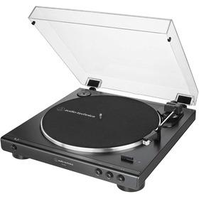 Tornamesa Audio-technica Atlp60x Tocadiscos Negro (upgraded)