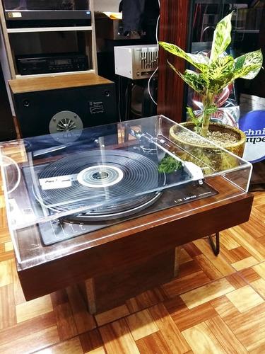 tornamesa lenco l-78 - technics sony pioneer