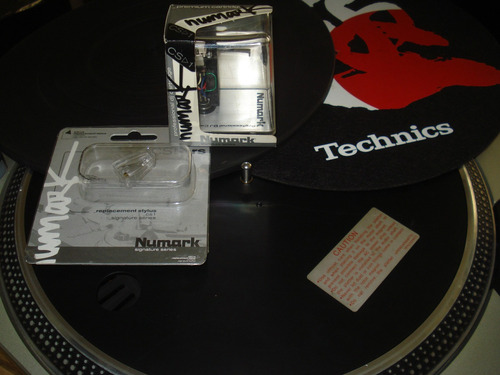 tornamesa o turntable technics sl-1200mk2+agujas+ 02 slipmap