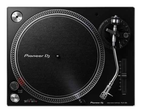 tornamesa profesional pioneer dj plx-500-k