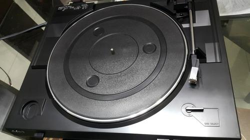 tornamesa sony modelo ps - lx250h totalmente automático