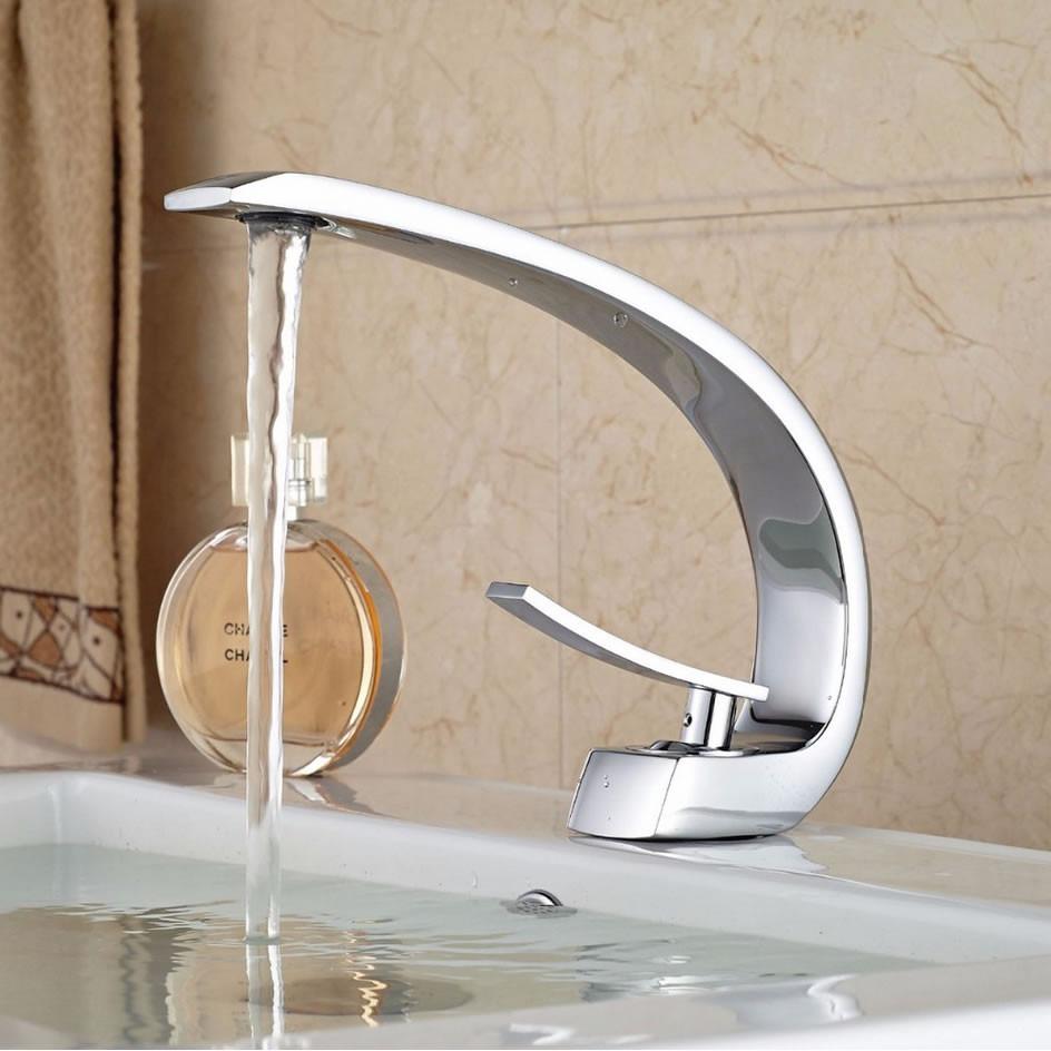Torneira Banheiro Lavabo Misturador Monocomando R 339