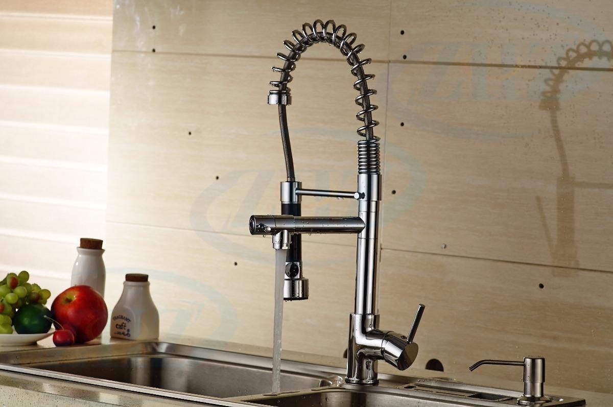 Torneira Cozinha C Ducha Jato Spray 50cm Regul Vel D R 310 00