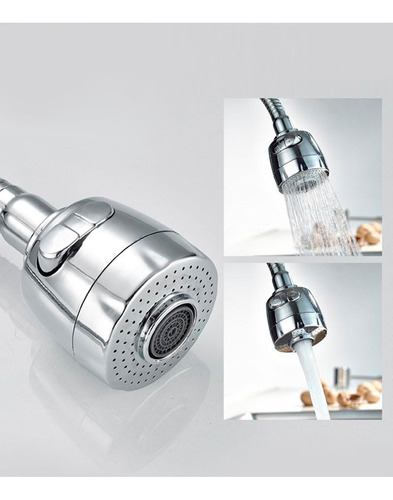 torneira gourmet cozinha parede flexível luxo 1/4 de volta