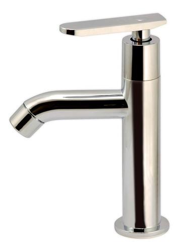 torneira lavatório alta pratica abs cromado slim mesa 1/4 v
