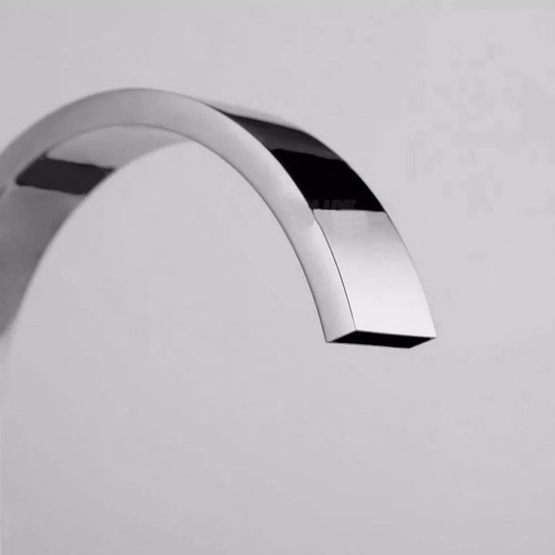 torneira misturador lavatório banheiro com duplo comando bica alta infinity prime  in : e