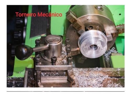 torneiro mecânico