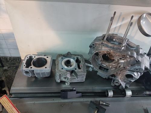 torneria rectificado tapa cilindro  block  soldadura