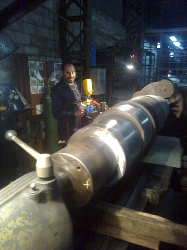 torneria y metalurgica
