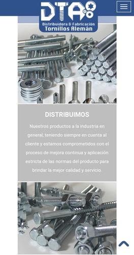 tornilleria en general y fabricaciones especiales