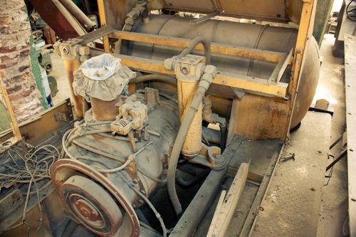 tornillo 35 m3 motocompresor