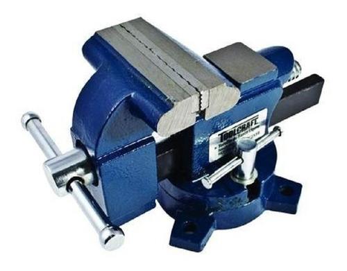 tornillo de banco prensa de 4 pulgadas hierro fundido tc2540