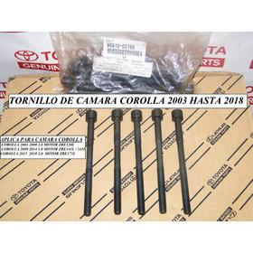 Tornillo De Camara Corolla 2003 Hasta 2008 Original