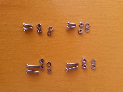 tornillo para capsulas tornamesa (audiotechnica, ortofon)