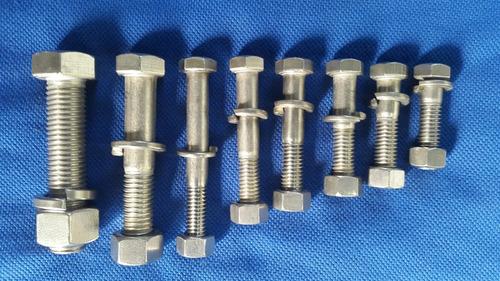 tornillos acero inoxidable (d= 3/8) (d= 1/2) (d= 5/8) (m16)