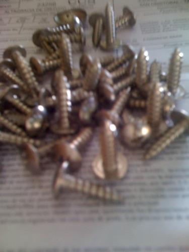 tornillos acero inoxidable de 3/4 x 8 autoroscante
