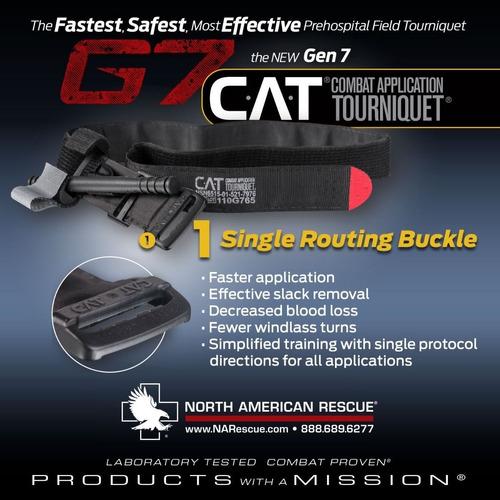 torniquete cat g7 aph tático original importado