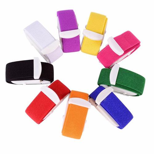 torniquete medico variedad de colores